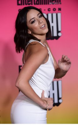 Chloe Bennet attends Entertainment Weekly's Comic-Con Bash in San Diego