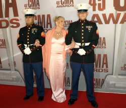 Lynn Anderson at the 2011 CMA Awards in Nashville