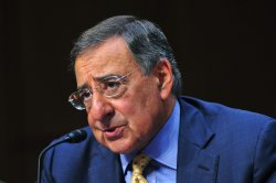 Defense Secretary Leon Panetta testifies on Afghanistan and Iraq in Washington