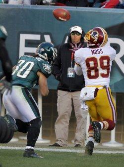Washington Redskins at Philadelphia Eagles in Philadelphia