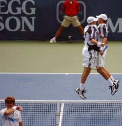 LEGG MASON TENNIS CLASSIC MENS DOUBLES FINAL.