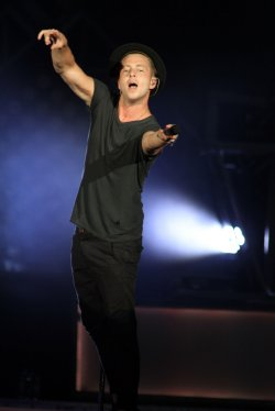 OneRepublic performs in concert in Florida
