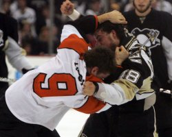 Philadelphia Flyers vs Pittsburgh Penguins, Eastern Conference Playoffs