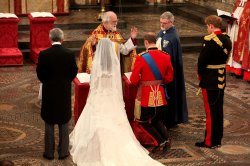 The Royal Wedding of Prince William and Princess Catherine in London