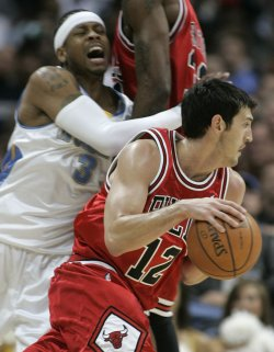 Chicago Bulls vs Denver Nuggets