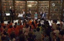 Summer Reading Event at the Library of Congress in Washington, D.C.