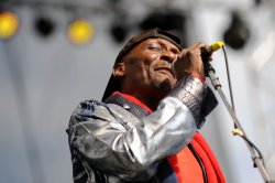 Jimmy Cliff perform during The Climate Rally Earth Day Concert in Washington