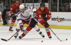 New York Rangers vs Chicago Blackhawks