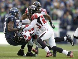 NFL Falcons vs. Seahawks