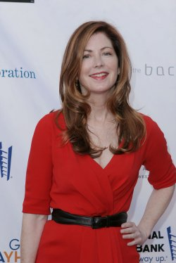 Dana Delaney attends Backstage at the Geffen fundraiser in Los Angeles
