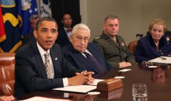 Obama Calls on Leaders to Ratify START treaty