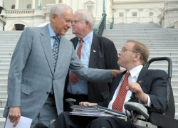Hoyer, others, celebrate expected passage of disabilities amendments act in Washington