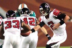 Miami Dolphins vs. Atlanta Falcons in Miami