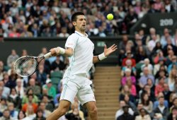 Day Seven at Wimbledon Tennis Championships in London