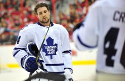 Leafs John-Michael Liles in Washington