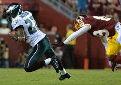 Philadelphia Eagles vs Washington Redskins