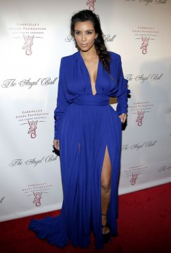 Angel Ball 2012 arrivals in New York