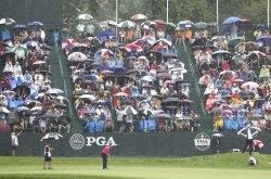 Second Round of the PGA Championship