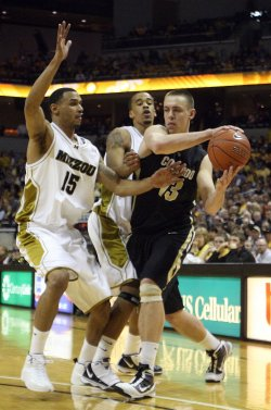 Colorado Buffaloes vs Missouri Tigers