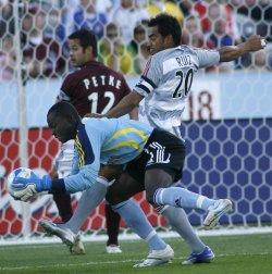 MLS FC DALLAS VS COLORADO RAPIDS
