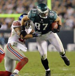New York Giants at Philadelphia Eagles NFL Football