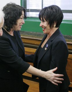 Sonia Sotomayor honored by judges of the New York State Court of Appeals