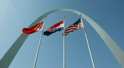 GATEWAY ARCH TURNS 30 YEARS OLD
