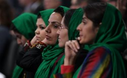 Afghan women attend London Afghanistan Conference in London