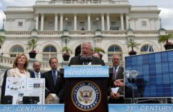 HOUSE REPUBLICANS LAY OUT ENERGY REFORM PLAN ON CAPITOL HILL