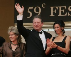 Al Gore and producer Laurie David accused of affair