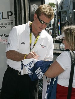 NASCAR Daytona 500 at Daytona Beach