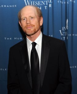 Ron Howard and Brian Grazer receive Humanitarian Award in Beverly Hills, California