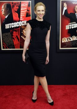 Hitchcock Premiere in New York