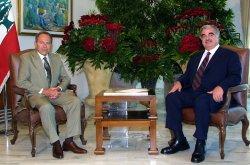 LEBANESE PM AL-HARIRI STEPS DOWN