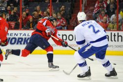 Washington Capitals vs Tampa Bay Lightning in Washington
