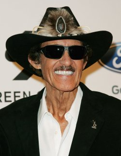 NASCAR icon Richard Petty attends the Steve and Marjorie Harvey Foundation Gala New York