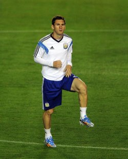 2014 FIFA World Cup Final - Argentina Training