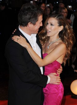 """Sarah Jessica Parker and Hugh Grant attend """"Did you hear about the Morgans?"""" premiere"""