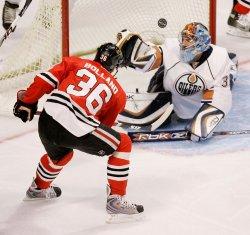 NHL Edmonton Oilers vs Chicago Blackhawks