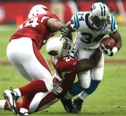 NFL Carolina Panthers vs Arizona Cardinals