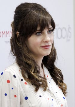 Zooey Deschanel at the Macy's To Tommy, From Zooey Launch