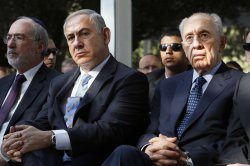 Isreal remembers assassinated Prime Minister Yitzhak Rabin in ceremony