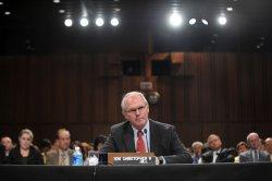 U.S. Ambassador to Iraq Christopher Hill testifies on Iraq in Washington