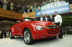 NEW CHEVY SSR6.0