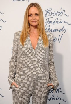 "Stella McCartney attends the ""British Fashion Awards"" in London"