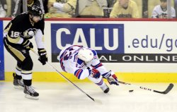 New York Rangers vs Pittsburgh Penguins