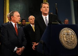 Plane Crash rescuers honored at New York City Hall