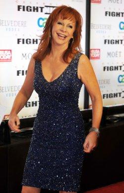 Reba McEntire at Celebrity Fight Night in Arizona