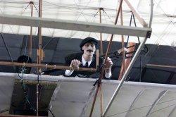 Wright Flyer tested at NASA