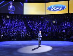 Bill Ford speaks at NAIAS in Detroit
